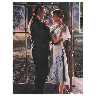 Julie Andrews and Christopher Plummer Signed Photograph