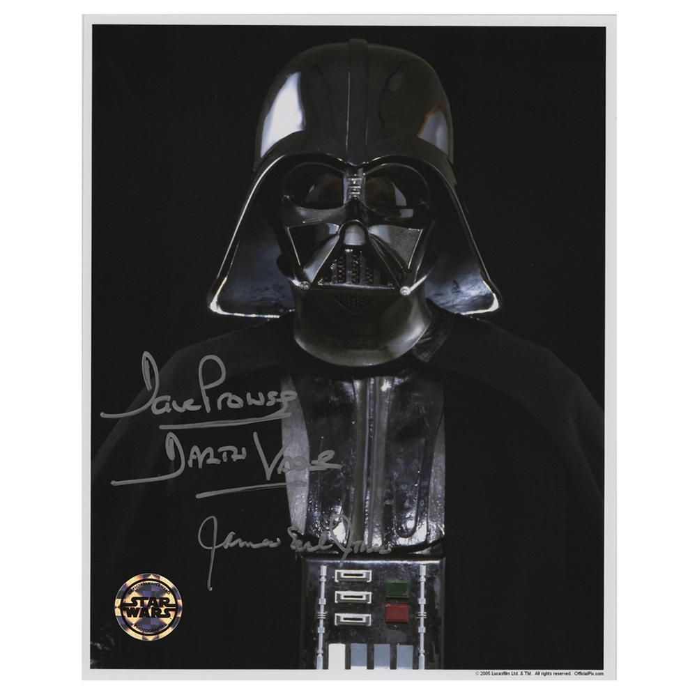 Star Wars: Prowse and Jones Signed Photograph