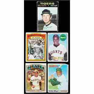 1960s‰ÛÒ80s Topps Baseball Card