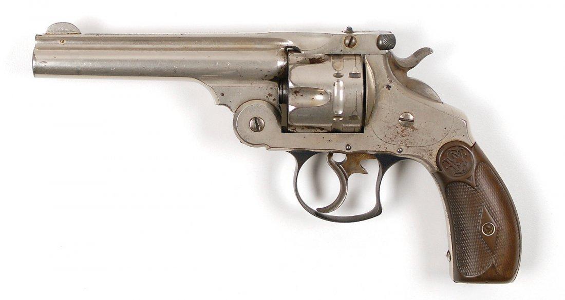 11: Emmett Dalton .44 Smith & Wesson