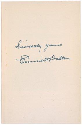 Emmett Dalton Book