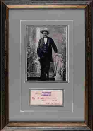 16: John Wesley Hardin Saloon Tab
