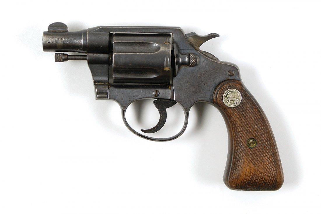 37: Bonnie Parker Colt Detective Special