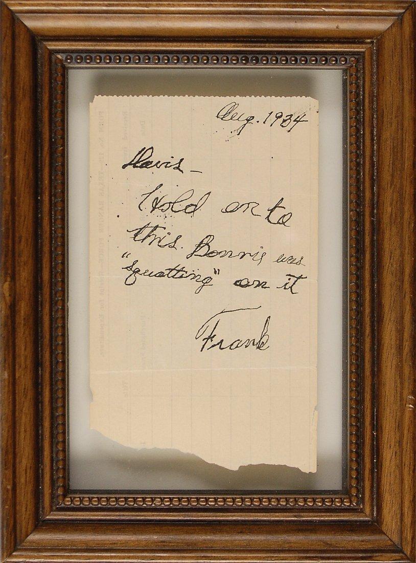 37: Bonnie Parker Colt Detective Special - 3