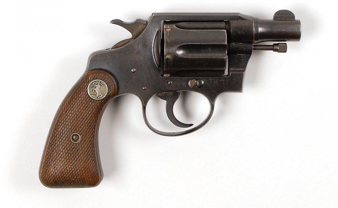 37: Bonnie Parker Colt Detective Special - 4