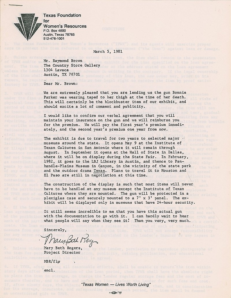 37: Bonnie Parker Colt Detective Special - 7