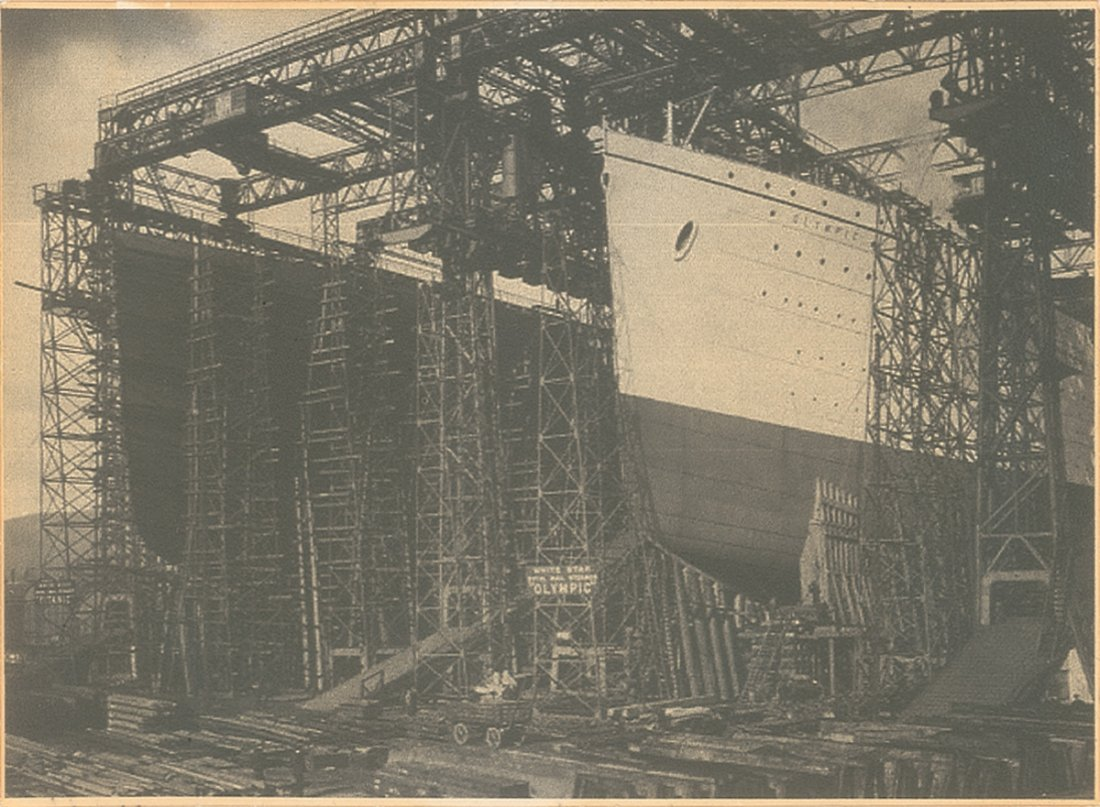 11: Olympic Construction in Shipyard