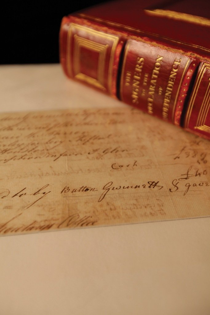 1001: Proctor-Sang-Newell Collection of Signers