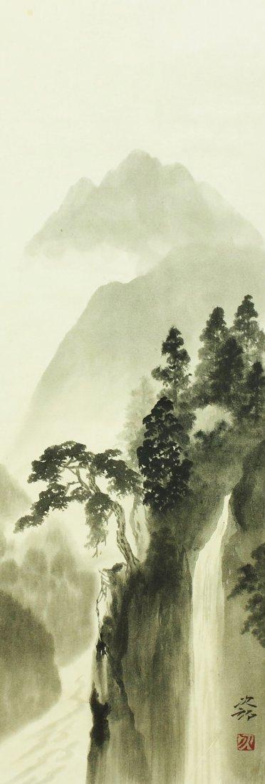 Japanese Painting by Hagino Jiro (late Meiji Period)
