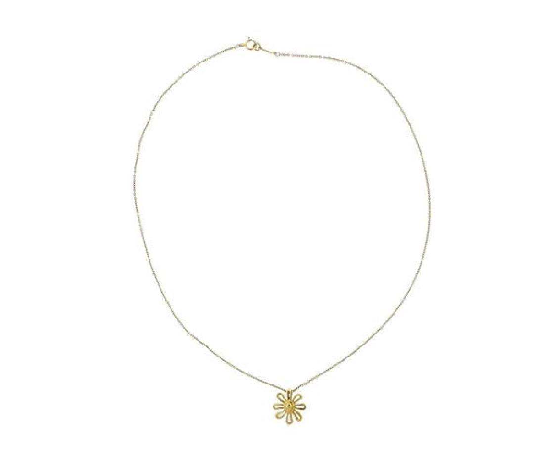 Tiffany & Co. Paloma Picasso 18K Gold Daisy - 3