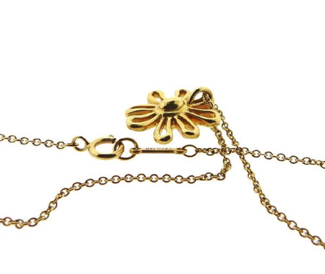 Tiffany & Co. Paloma Picasso 18K Gold Daisy - 4