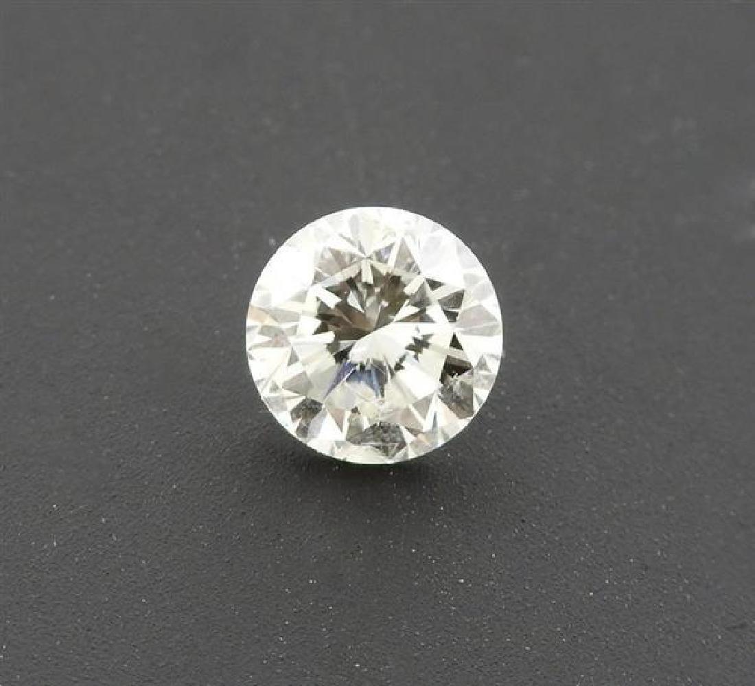 GIA Cert 1.01ct I I1 Round Brilliant Loose Diamond