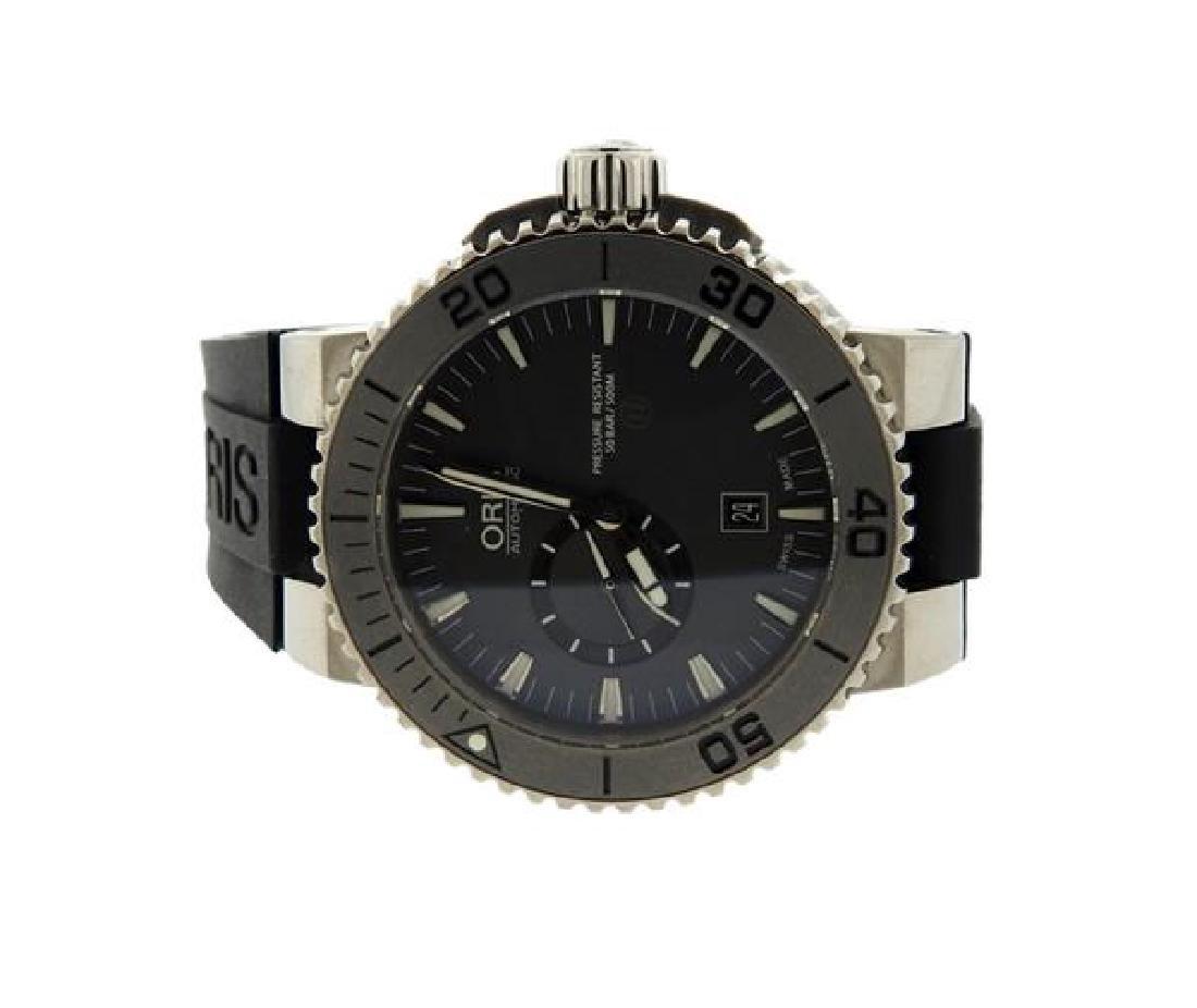 Oris Aquis Titanium Automatic Watch 7664