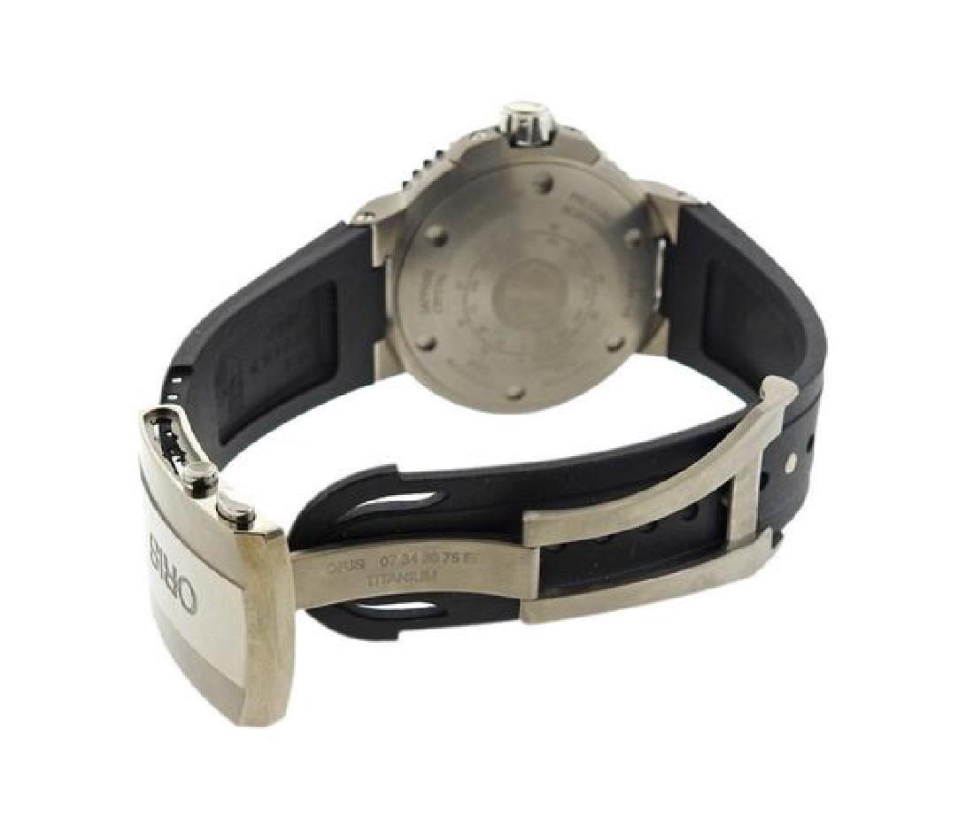 Oris Aquis Titanium Automatic Watch 7664 - 3
