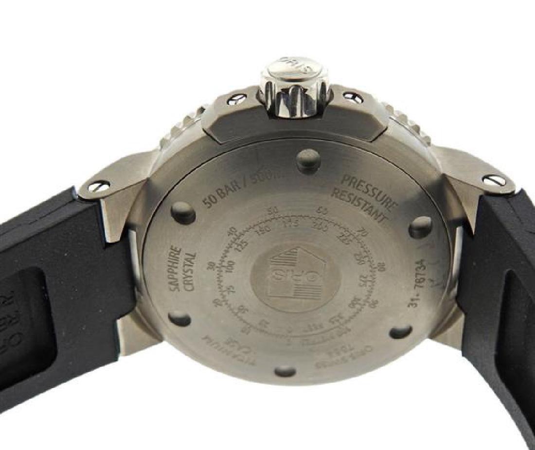 Oris Aquis Titanium Automatic Watch 7664 - 4