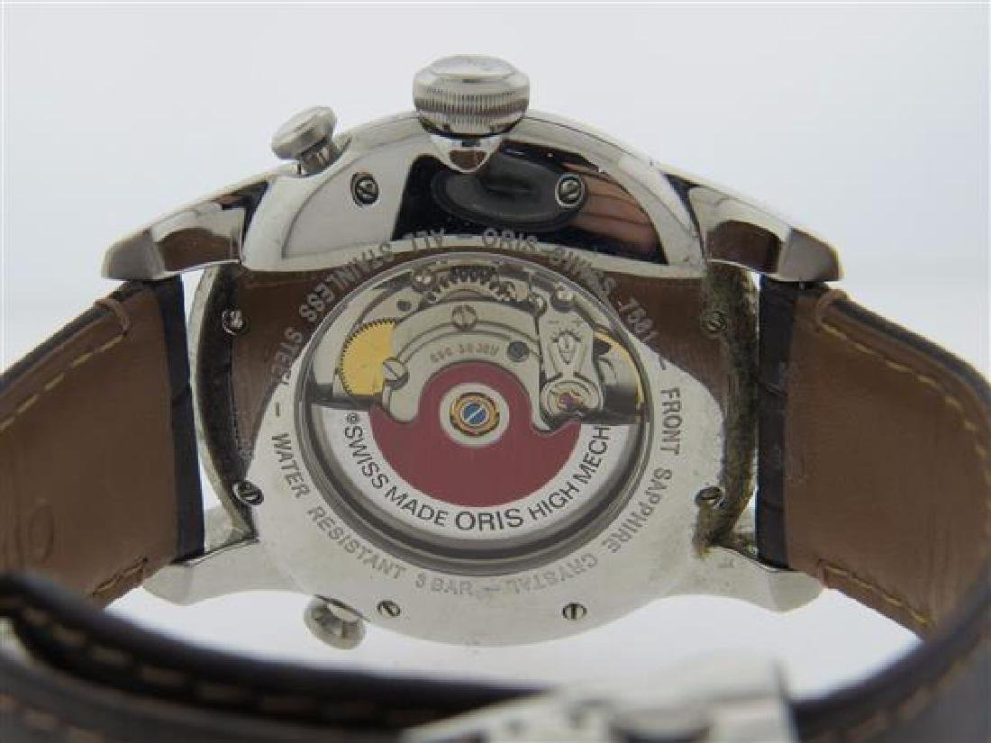 Oris Artelier World Timer GMT Automatic Stainless Steel - 2