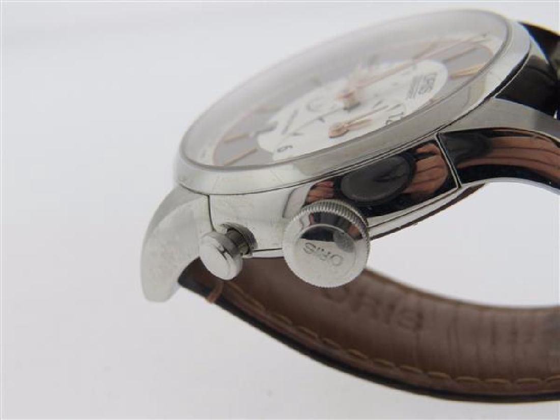 Oris Artelier World Timer GMT Automatic Stainless Steel - 3