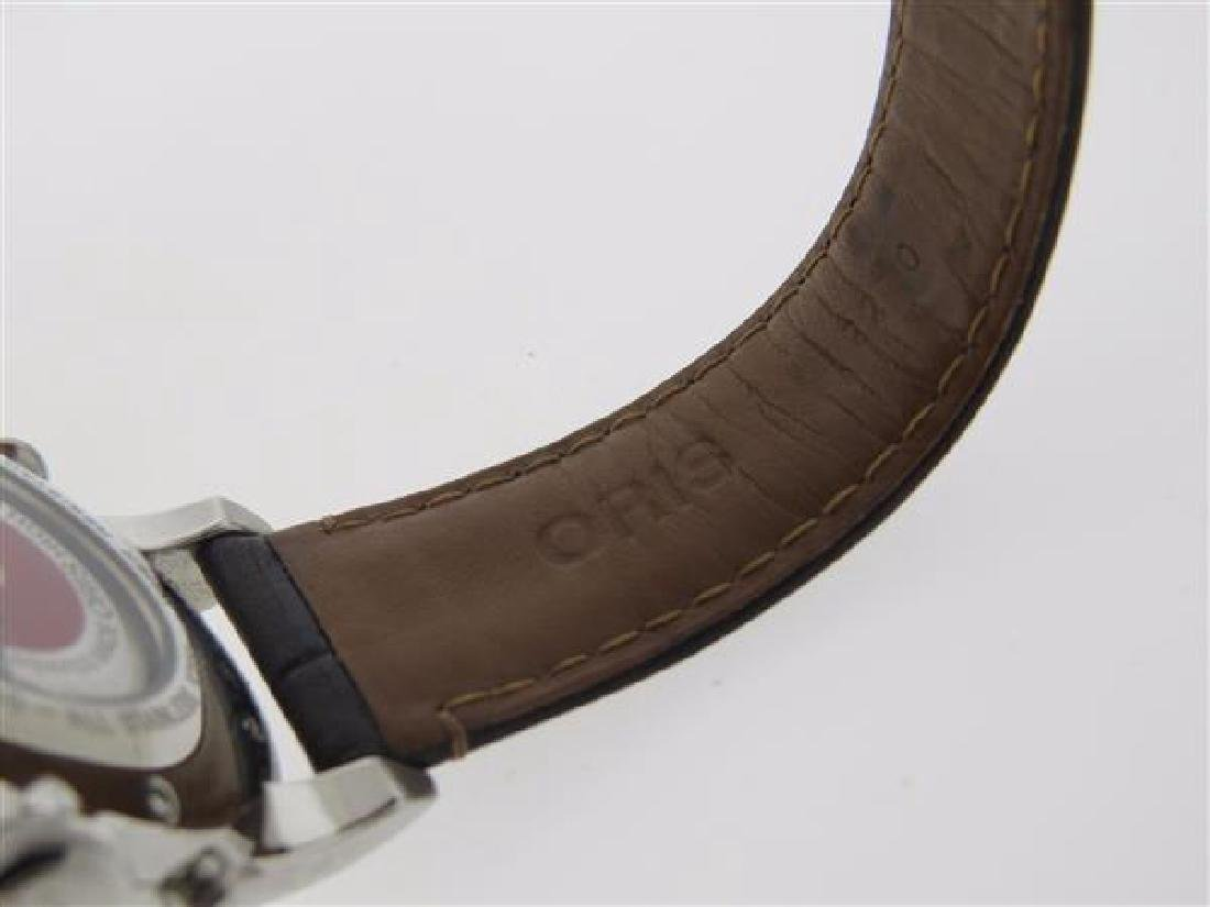 Oris Artelier World Timer GMT Automatic Stainless Steel - 4