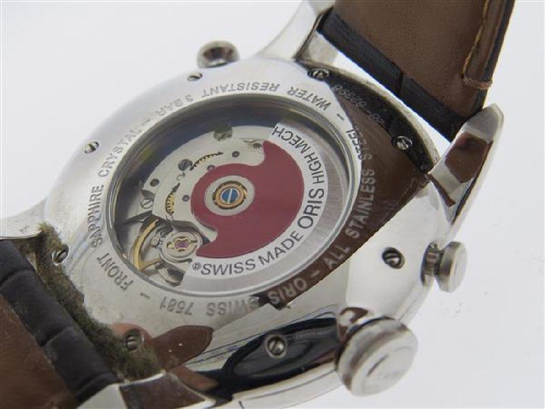 Oris Artelier World Timer GMT Automatic Stainless Steel - 5