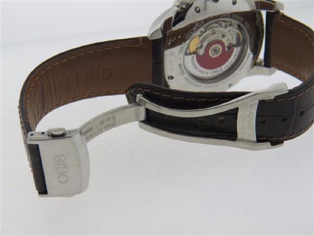 Oris Artelier World Timer GMT Automatic Stainless Steel - 7