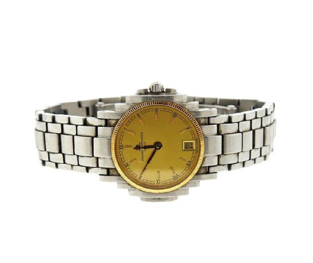 Baume & Mercier Shogun Stainless Steel Watch