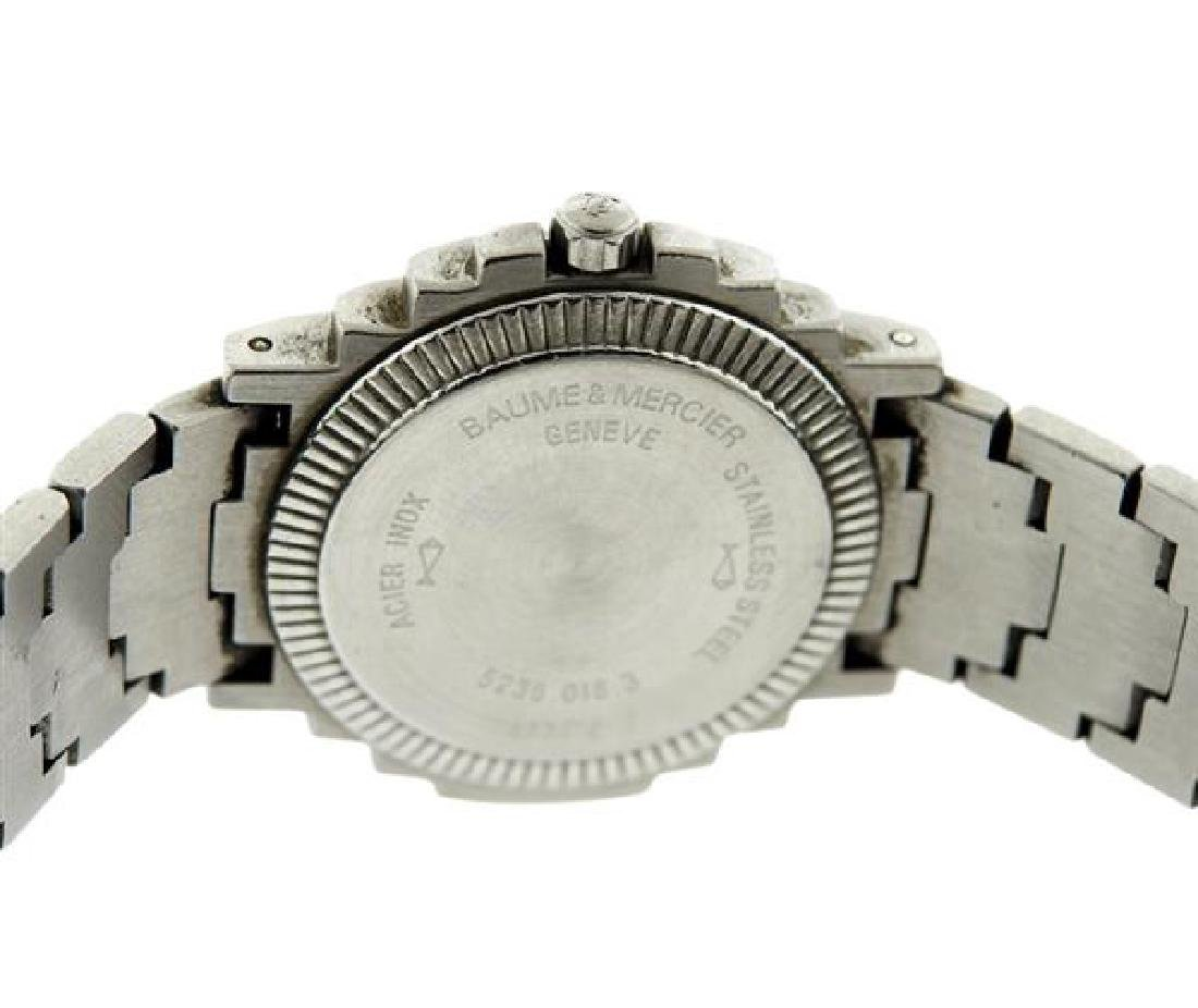 Baume & Mercier Shogun Stainless Steel Watch - 3