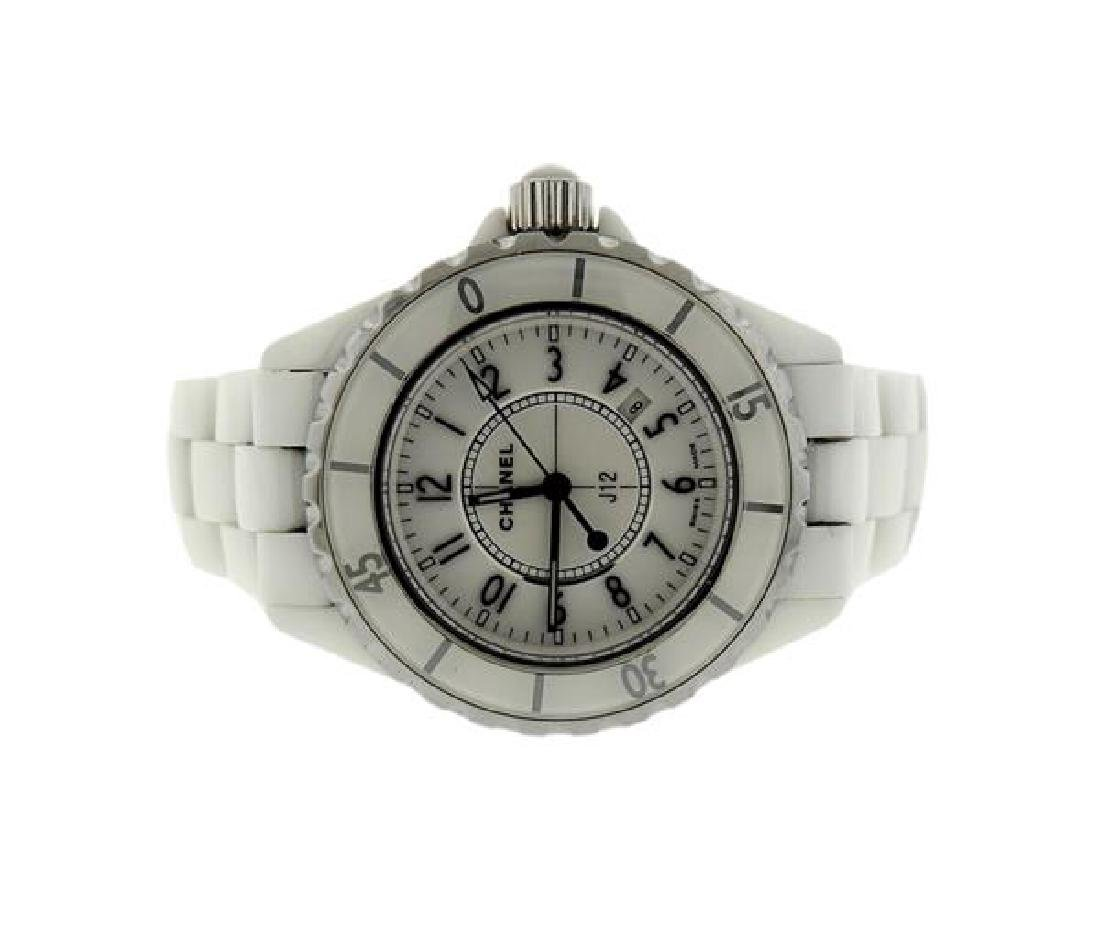 Chanel J12 Ceramic Stainless Steel Watch