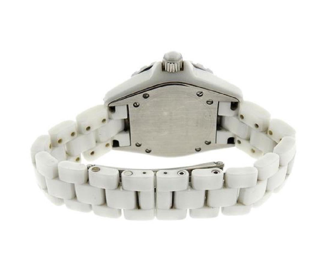 Chanel J12 Ceramic Stainless Steel Watch - 2