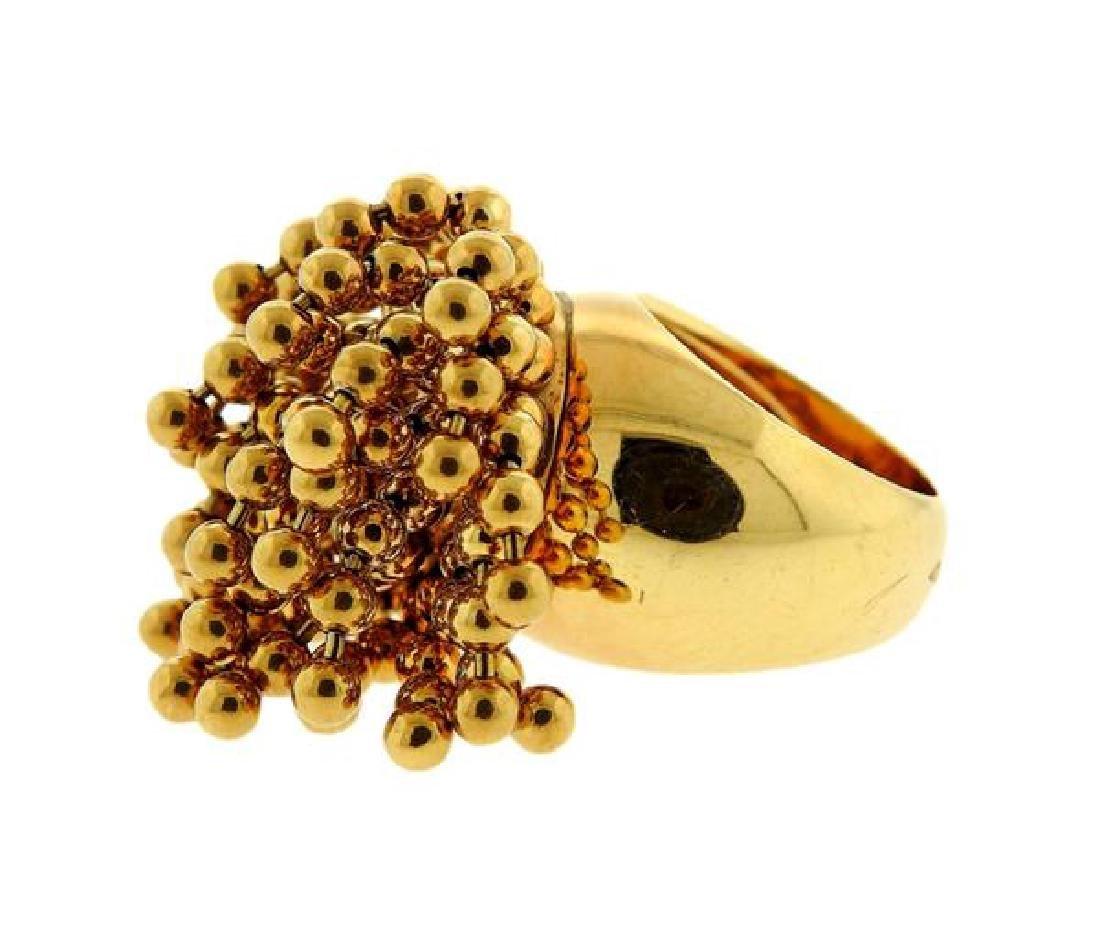 Cartier Paris Nouvelle Vague 18K Gold Ring