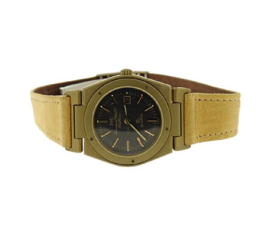 IWC Ingenieur Titanium Watch