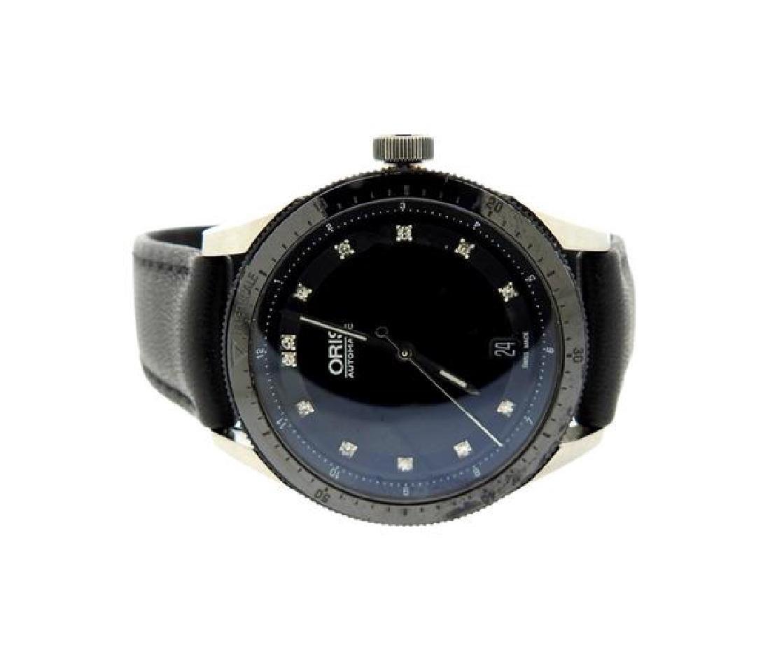 Oris Artix GT Date Diamond Automatic Watch 32 37481