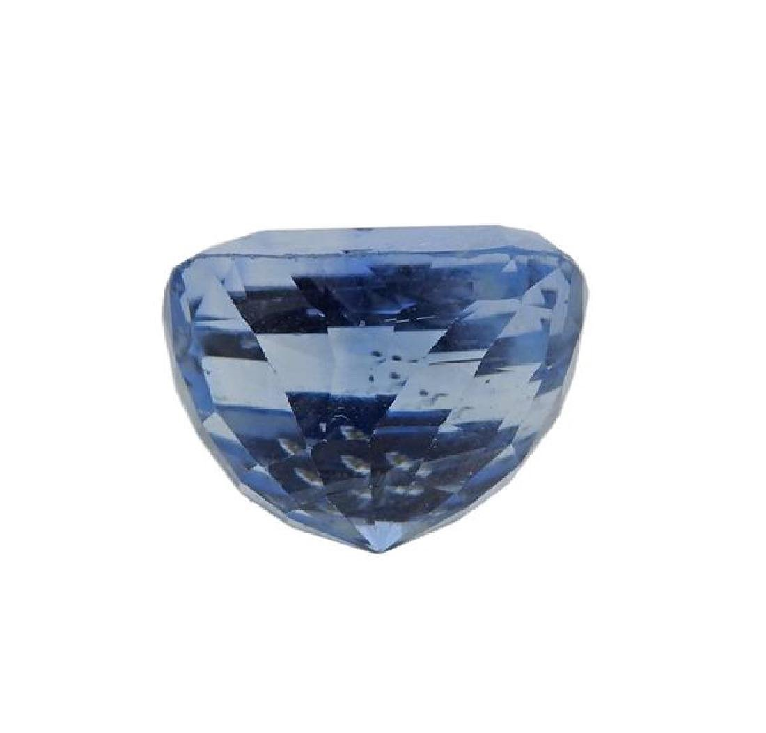 AGL Natural Sri Lanka 14.96ct Sapphire Loose Gemstone - 2
