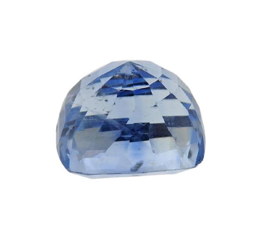 AGL Natural Sri Lanka 14.96ct Sapphire Loose Gemstone - 3