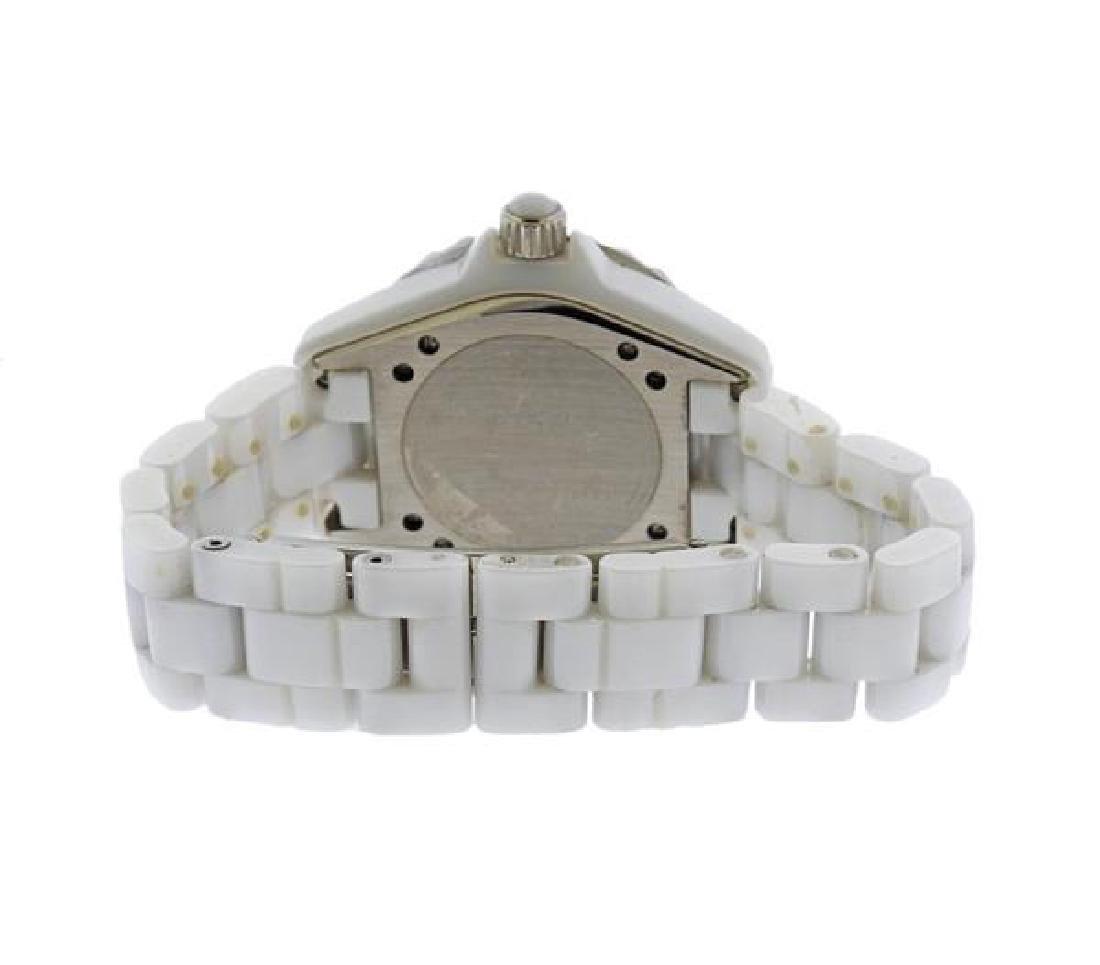 Chanel J12 White Ceramic Quartz Watch DN23788 - 2
