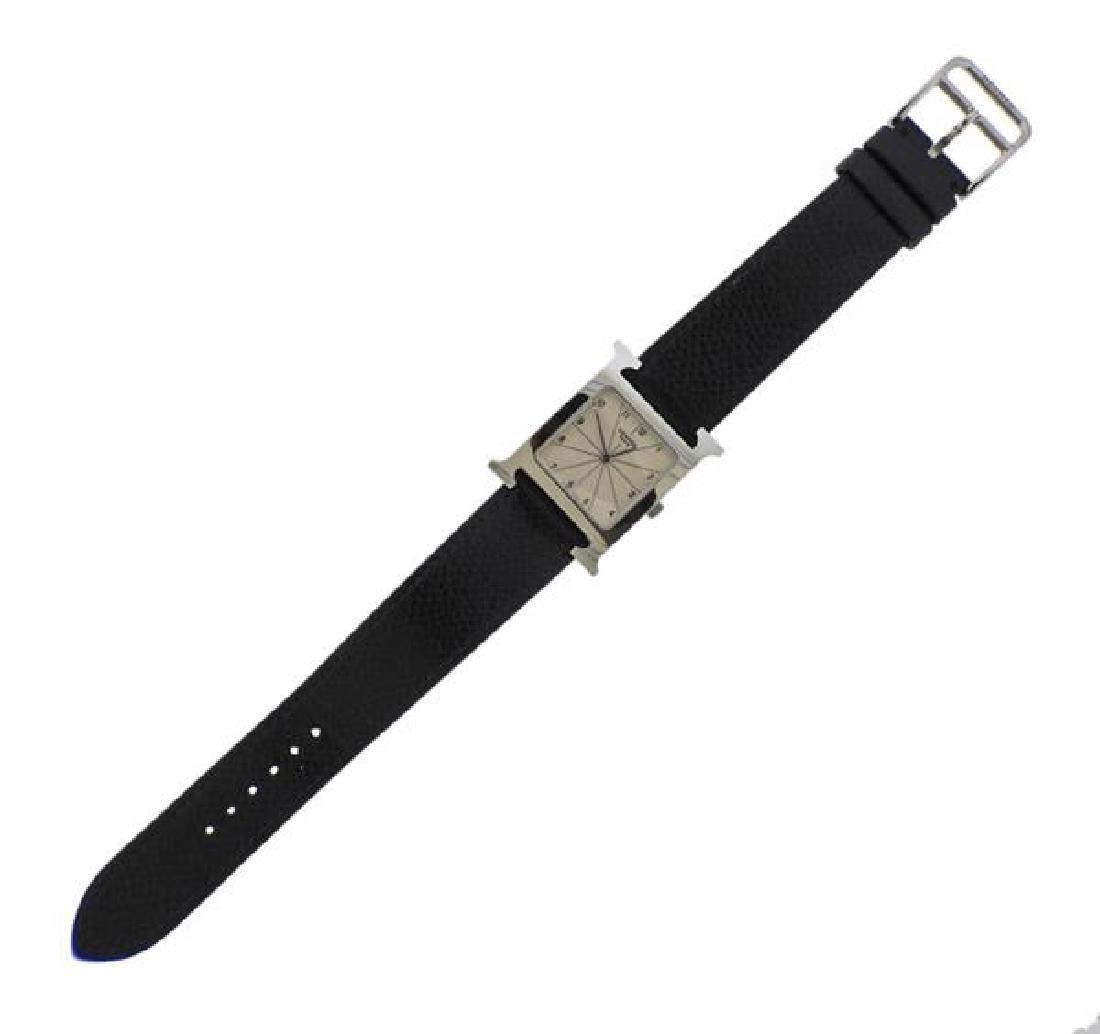 Hermes Heure H Steel Watch HH1. 510