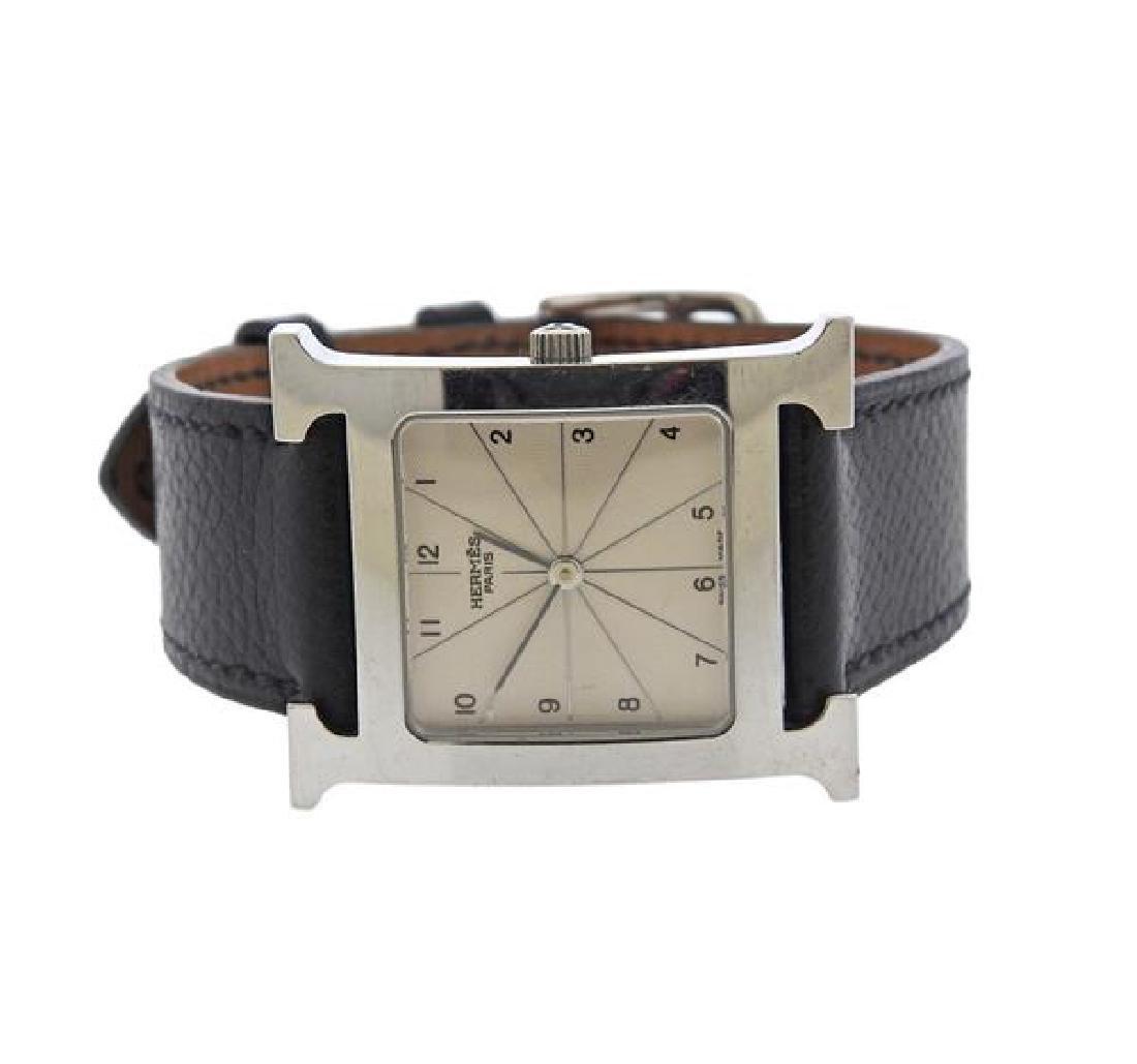 Hermes Heure H Steel Watch HH1. 510 - 2