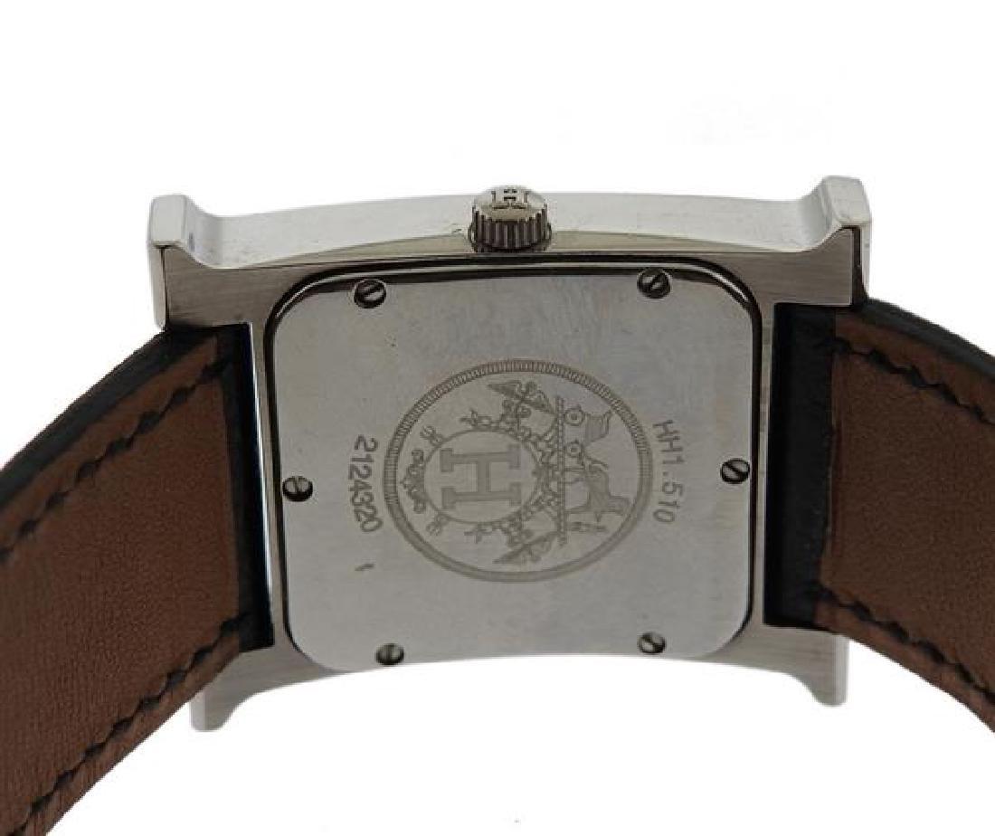 Hermes Heure H Steel Watch HH1. 510 - 4