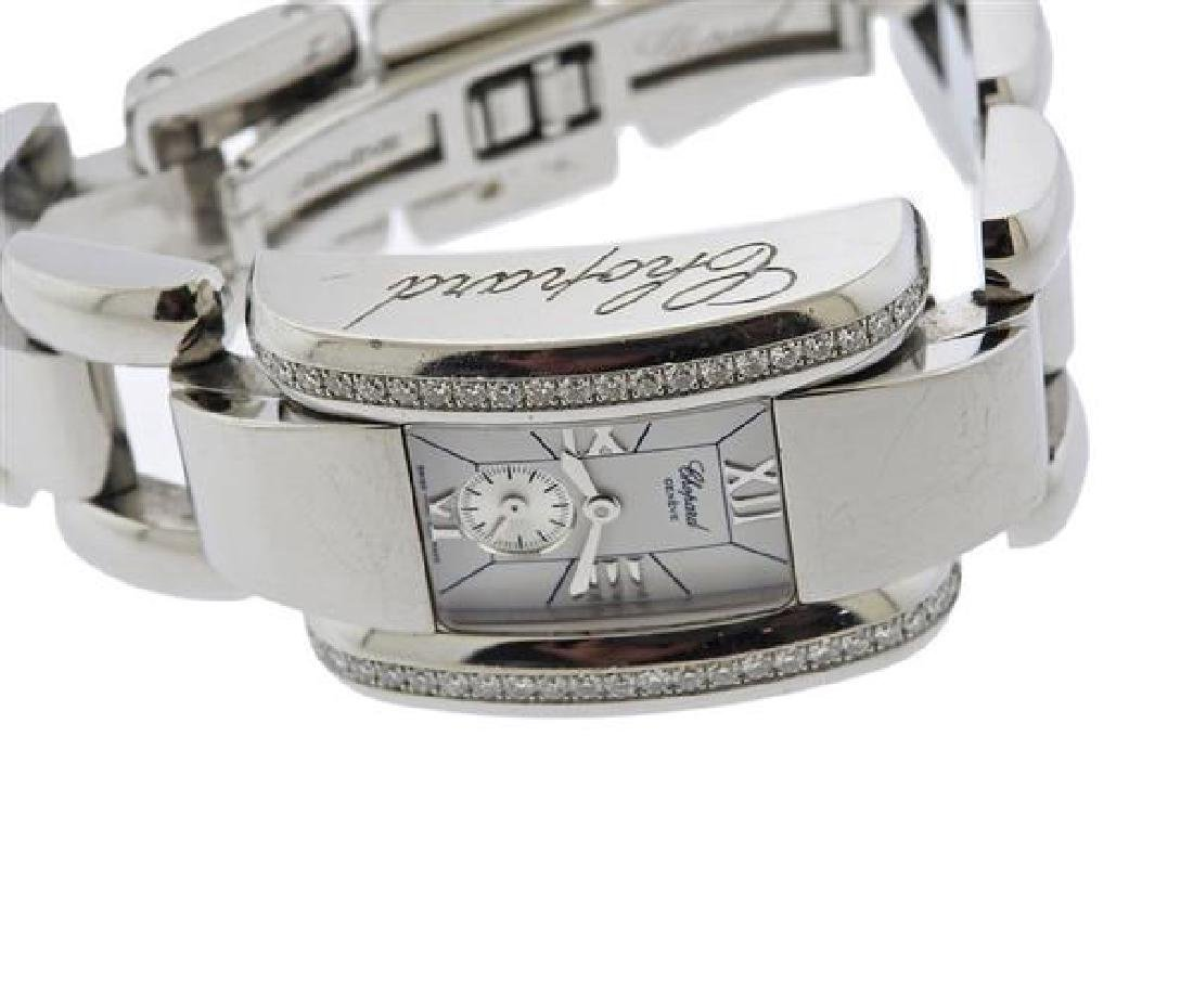 Chopard La Strada Steel Diamond Lady's Watch - 6