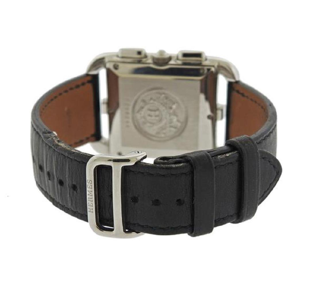 Hermes Cape Cod Steel Watch CC1.910 - 2