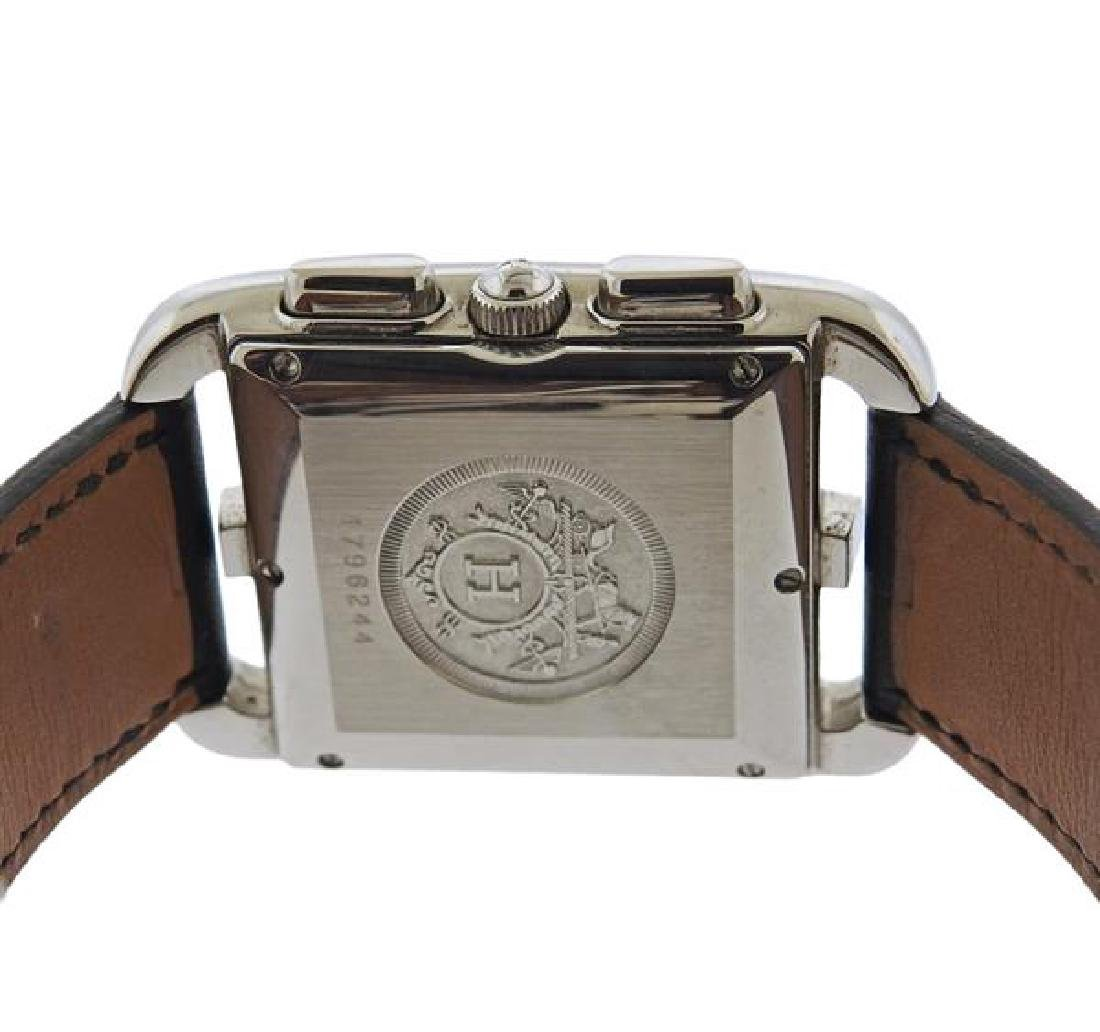 Hermes Cape Cod Steel Watch CC1.910 - 3