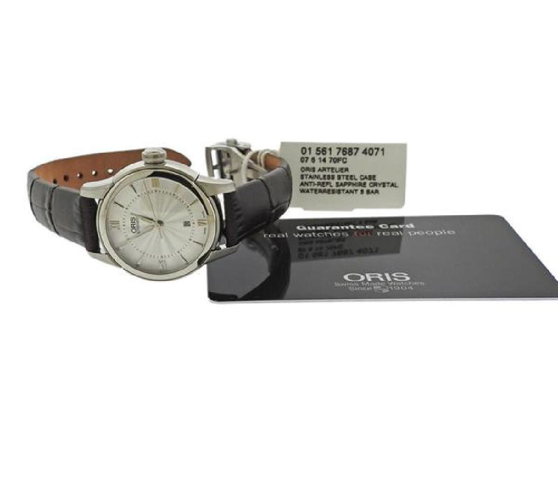 Oris Artelier Automatic Steel Watch