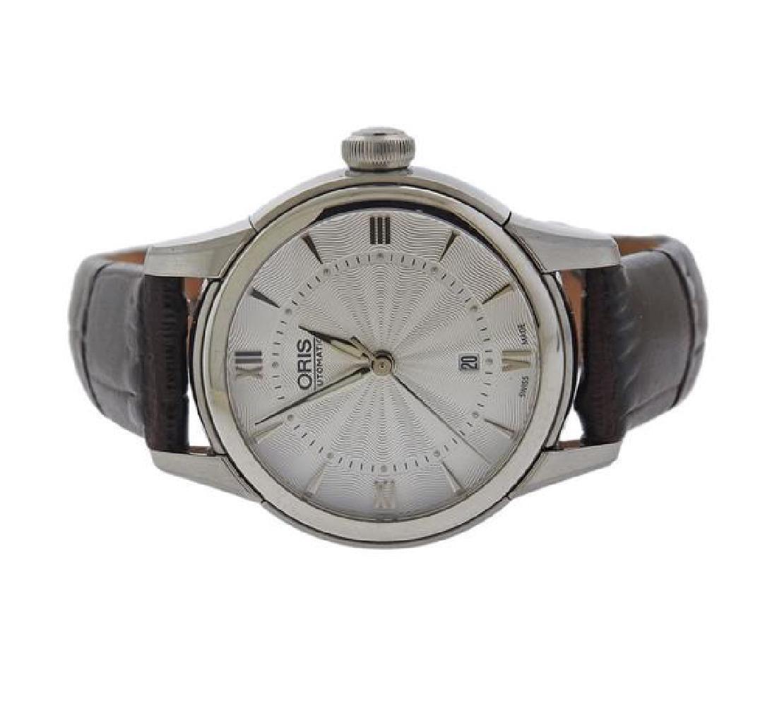 Oris Artelier Automatic Steel Watch - 2