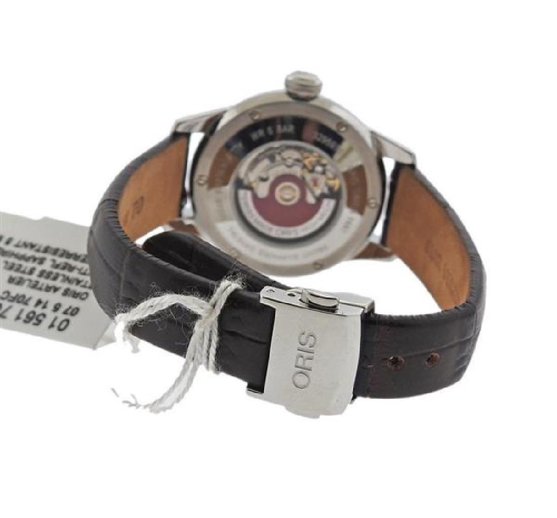 Oris Artelier Automatic Steel Watch - 3