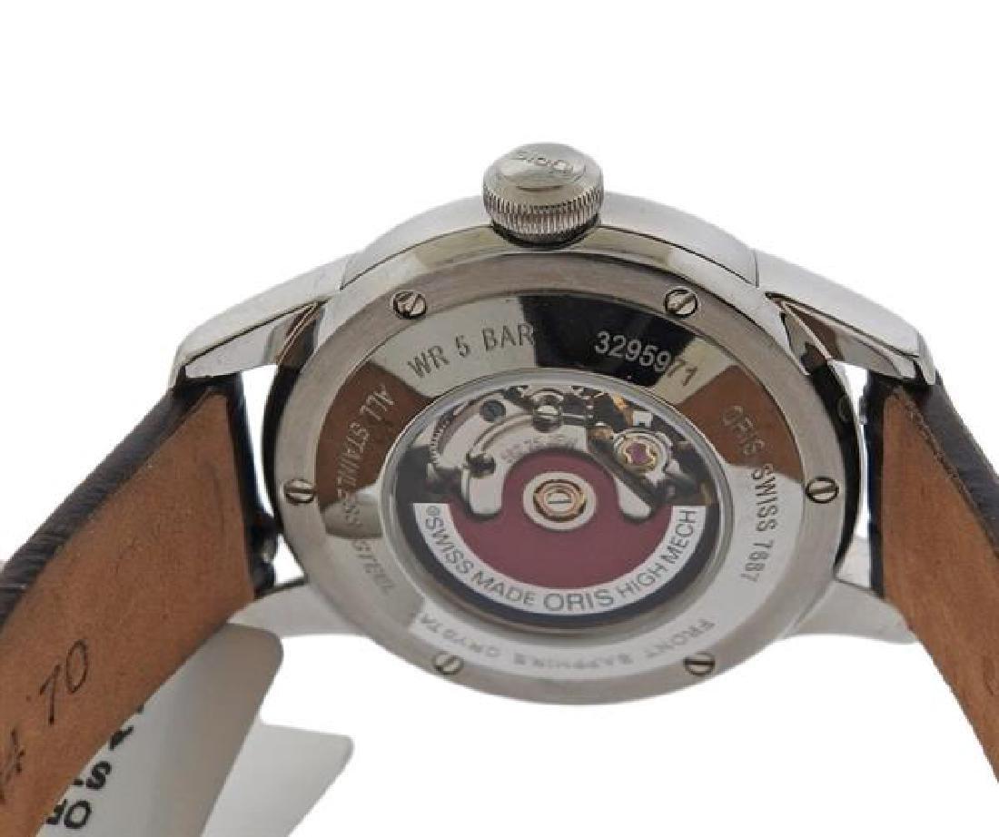 Oris Artelier Automatic Steel Watch - 4