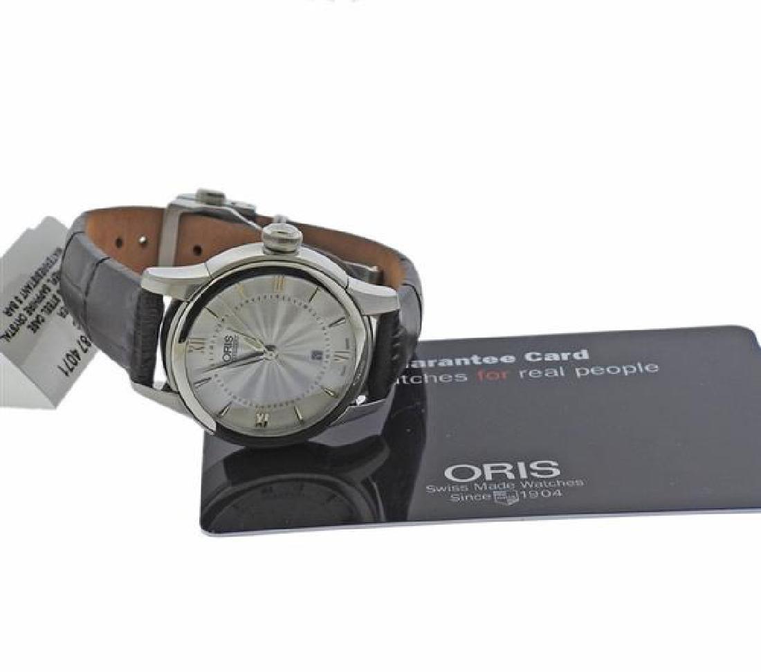 Oris Artelier Automatic Steel Watch - 5
