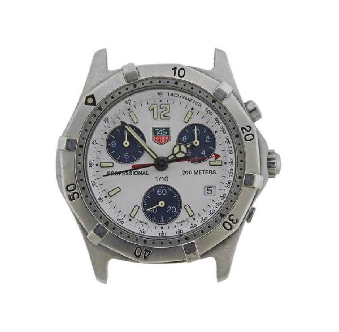 027245c98d4 Tag Heuer Professional Chronograph Watch CK1111