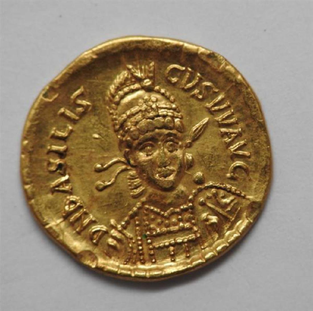 Victoria Conor Byzantine Empire Dndasilis Gold Ancient