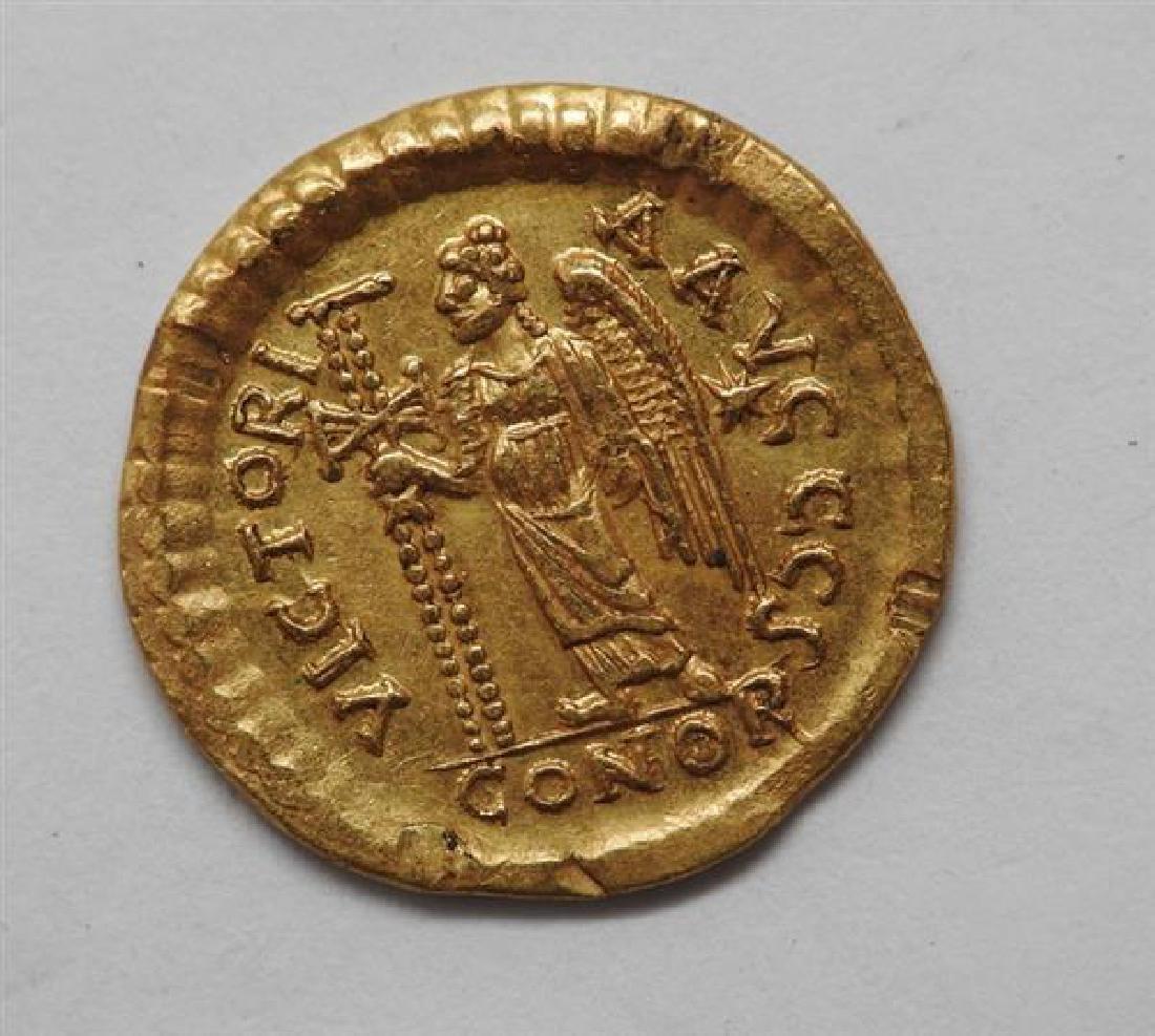 Victoria Conor Byzantine Empire Dndasilis Gold Ancient - 2