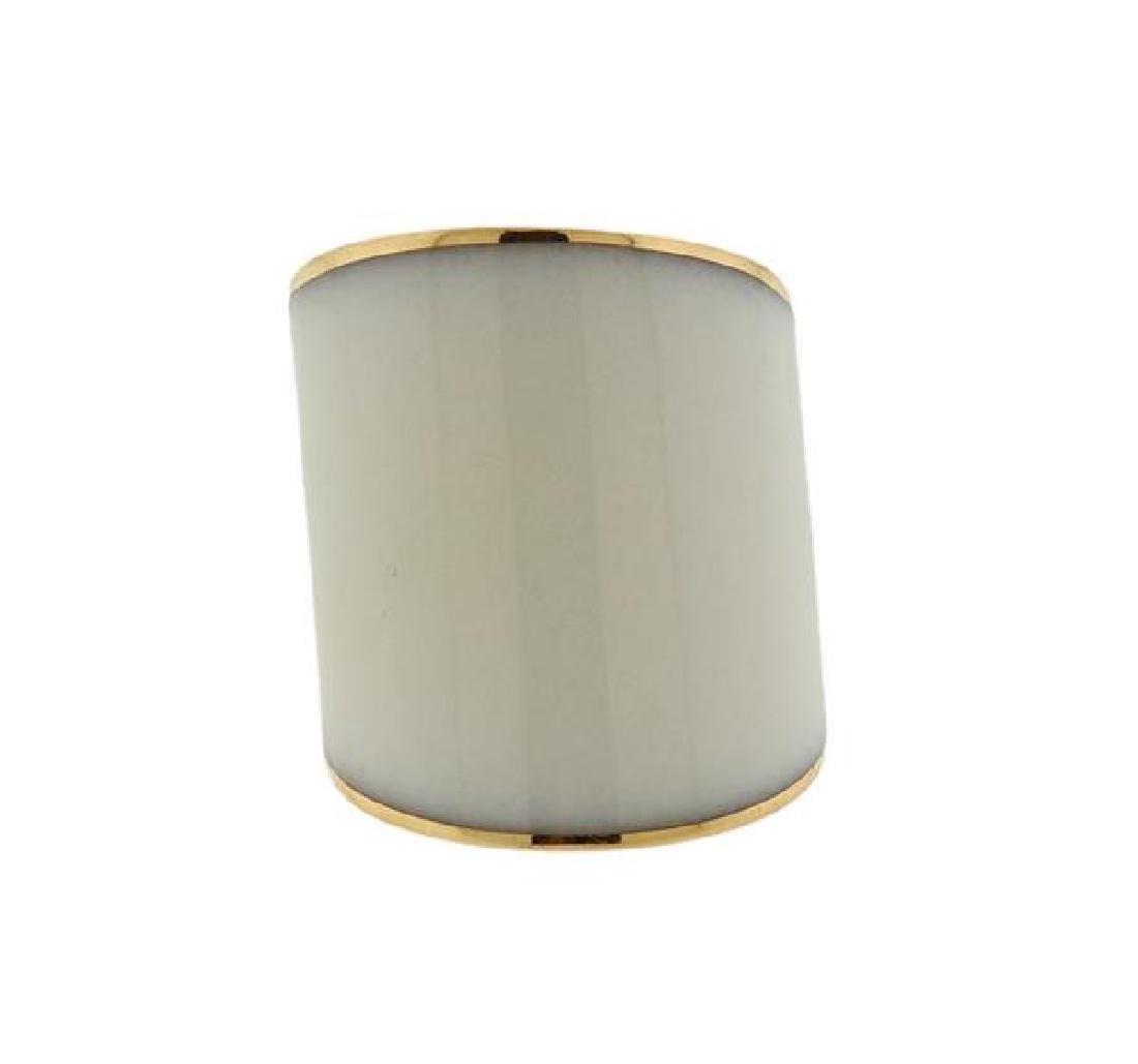 Vhernier Vague Kogolong 18k Gold Ring