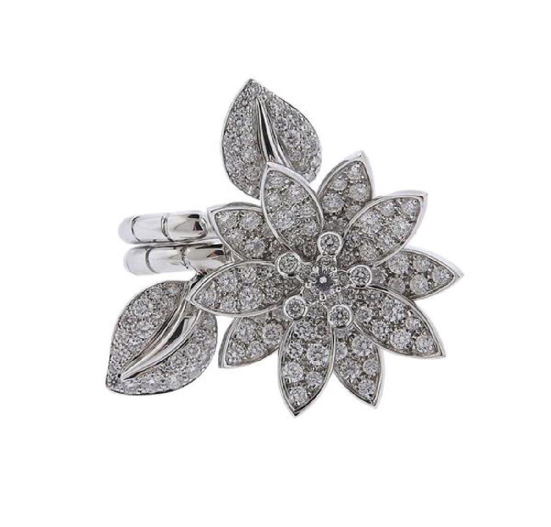 Van Cleef & Arpels Lotus Between the Finger Diamond
